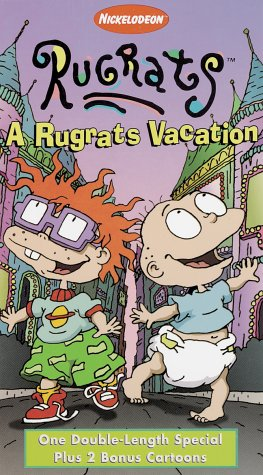 Rugrats: A Rugrats Vacation (1997 VHS)