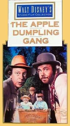 The Apple Dumpling Gang (1991-1998 VHS)