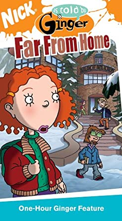 As Told by Ginger: Far From Home (2005 VHS)