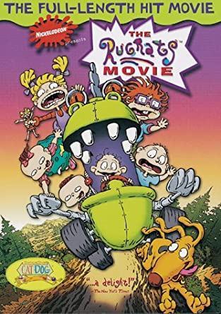 The Rugrats Movie (1999 DVD)