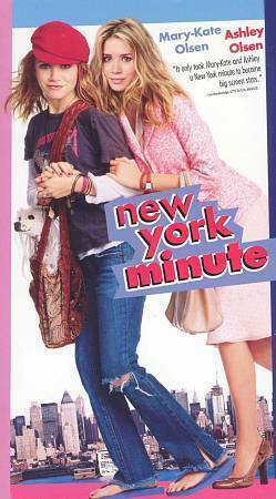 New York Minute (2004 VHS)
