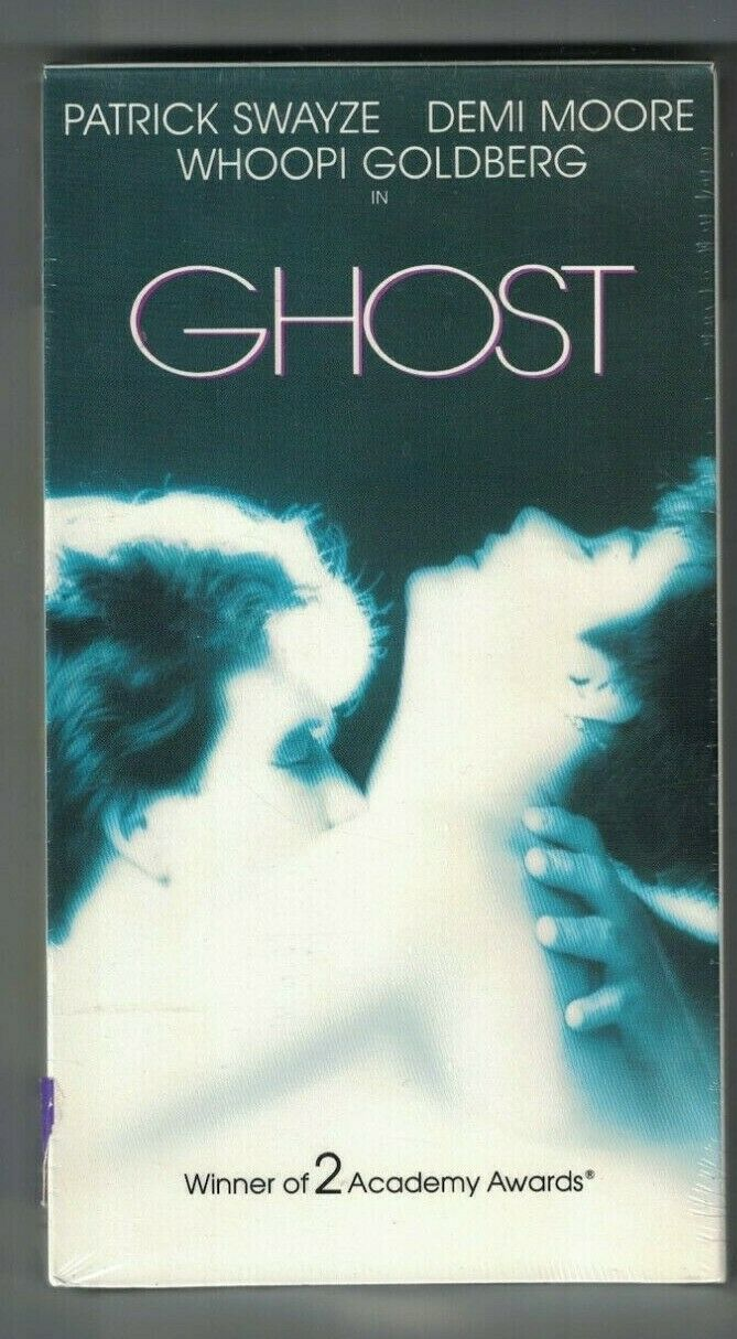 Ghost (1991-1993 VHS)