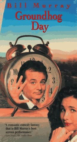 Groundhog Day (1993 VHS)