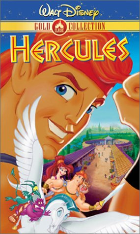 Hercules (2000 VHS)