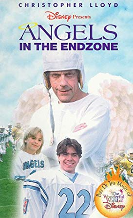 Angels in the Endzone (1998 VHS)
