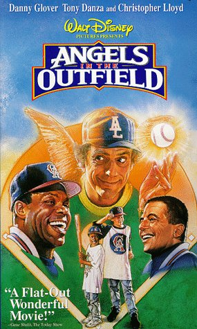 Angels in the Outfield (VHS)