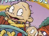 Rugrats: Make Room For Dil (1999 VHS)
