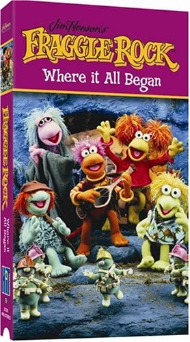 Fraggle Rock: Where It All Began (2005 VHS)