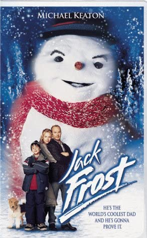 Jack Frost (1999-2001 VHS)