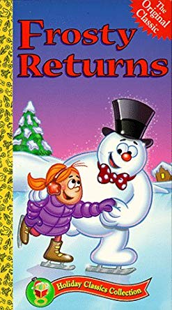 Frosty Returns (Golden Books Family Entertainment)