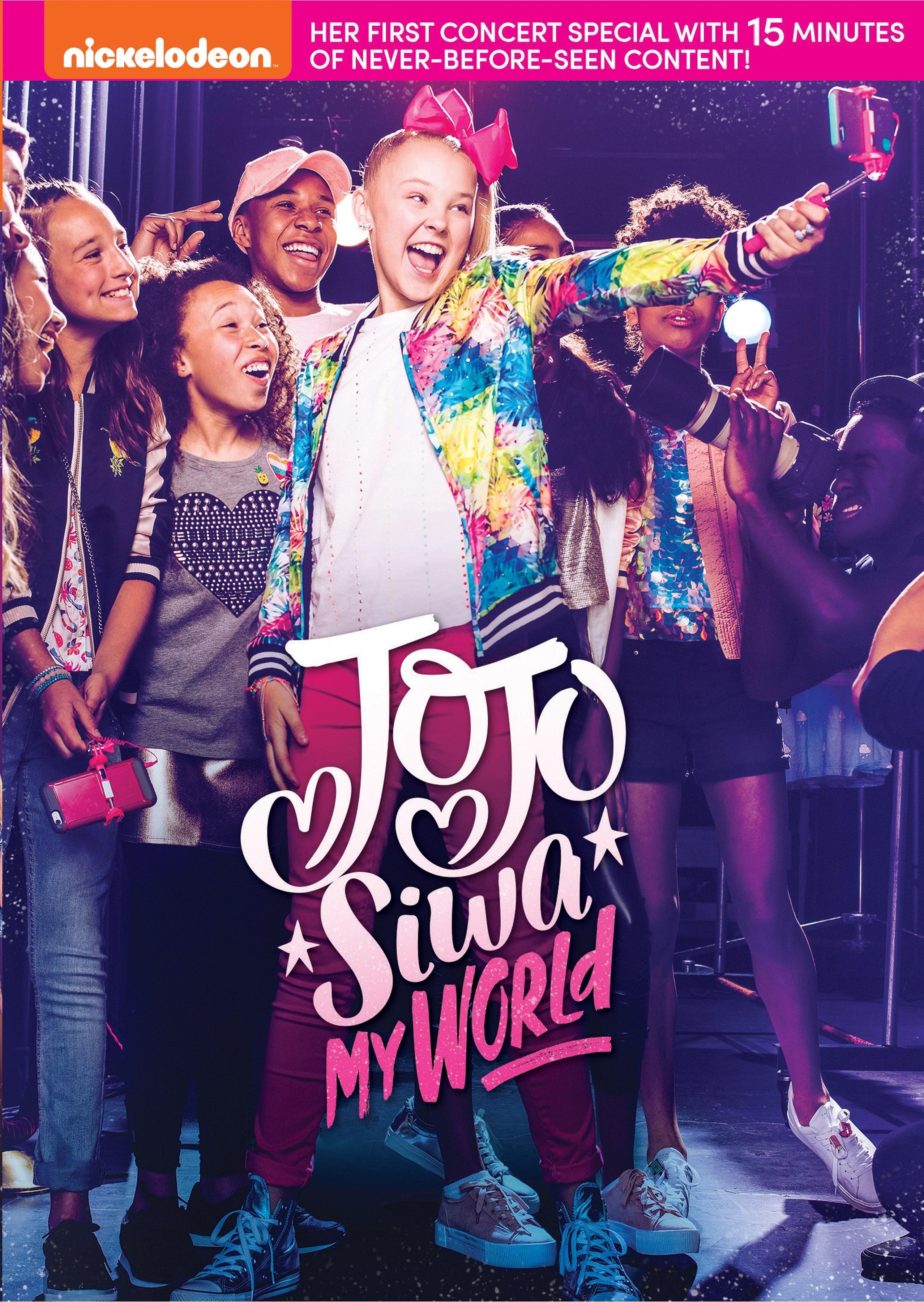 JoJo Siwa: My World (2018 DVD)