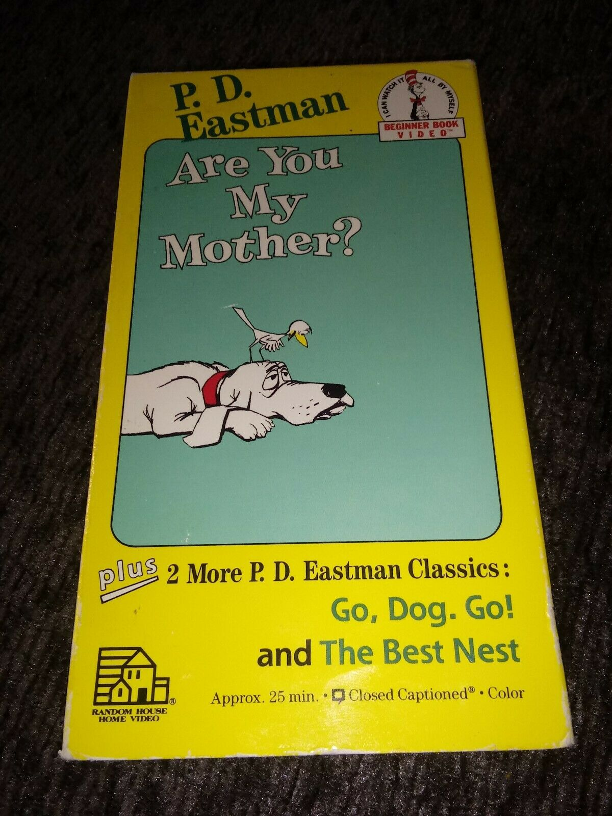 Are You My Mother (1991 VHS)