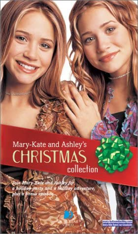 Mary-Kate & Ashley's Christmas Collection (2001 VHS)