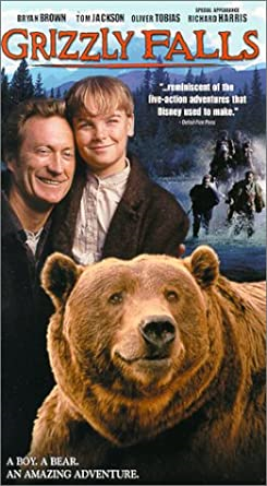 Grizzly Falls (2000 VHS)
