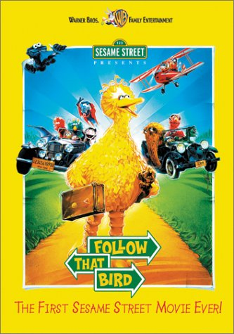 Follow That Bird (1986-2002 VHS)
