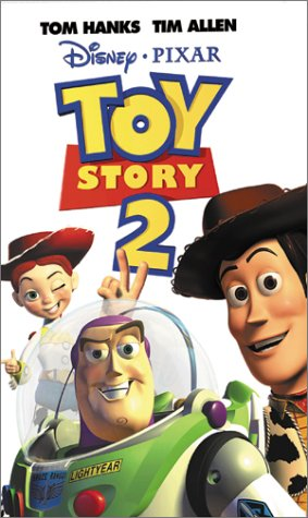 Toy Story 2 (2000 VHS/DVD)