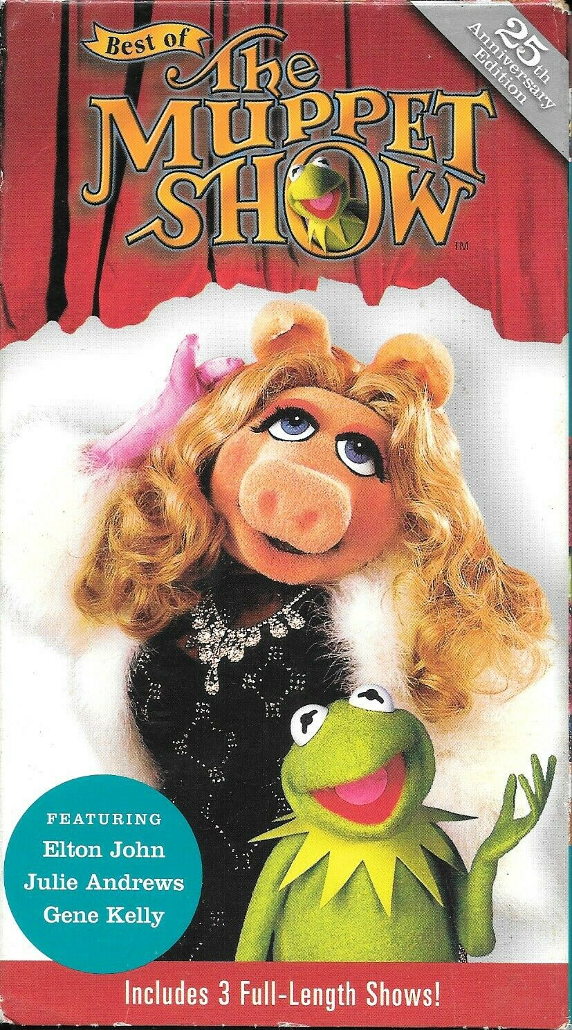 Best of the Muppet Show, Volume 1 (2002 VHS)