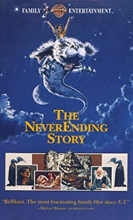 The Neverending Story (1986-2001 VHS)