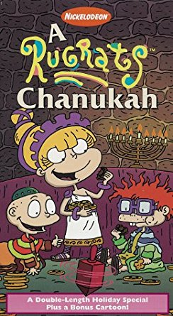 Rugrats: A Rugrats Chanukah (1997 VHS)