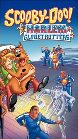 Scooby-Doo Meets the Harlem Globetrotters (2003 VHS)