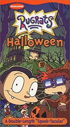Rugrats: Halloween (2002 VHS)