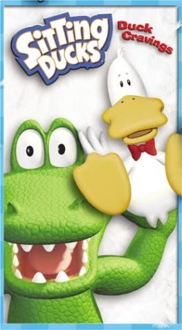 Sitting Ducks: Duck Cravings (2004 VHS)