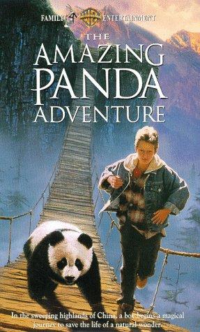 The Amazing Panda Adventure (1996-2000 VHS)