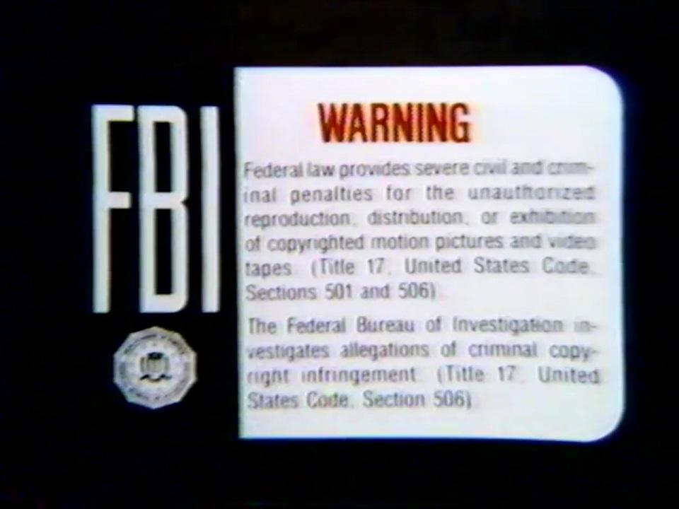 Wci Warner Home Video Warning Screens Angry Grandpa S Media Library Wiki Fandom