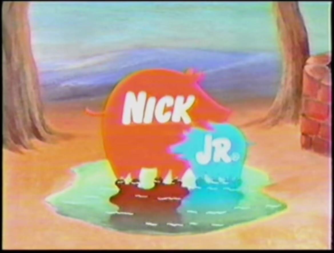 Nick Jr Pigs Bumper (1999)