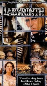 Labyrinth (1999 VHS)