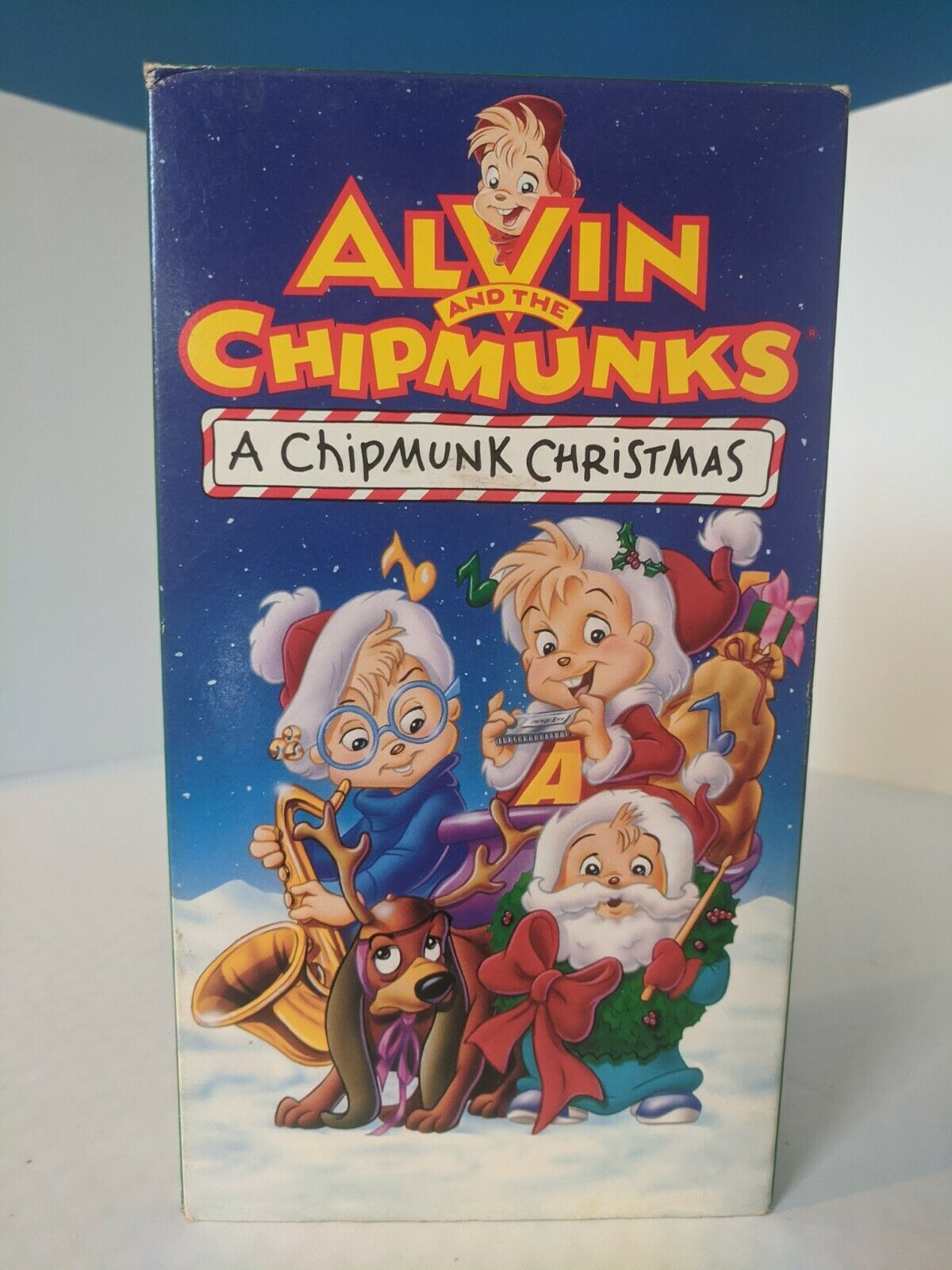 Alvin and the Chipmunks: A Chipmunk Christmas (1992 VHS)