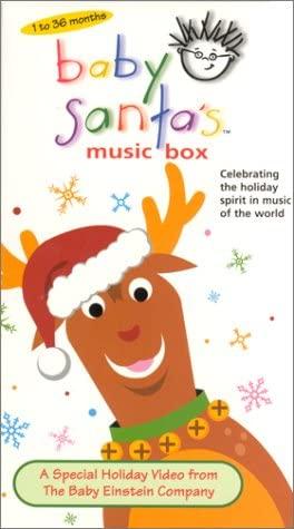 Baby Santa's Music Box (2000-2003 VHS)