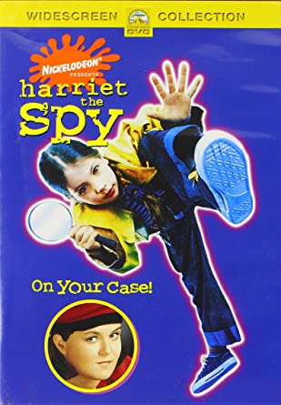 Harriet the Spy (2003 DVD)