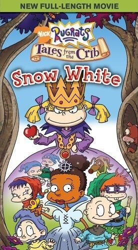 Rugrats Tales from the Crib: Snow White (2005 VHS)