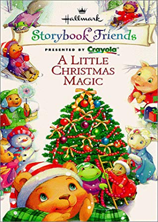 A Little Christmas Magic (1999-2002 VHS)