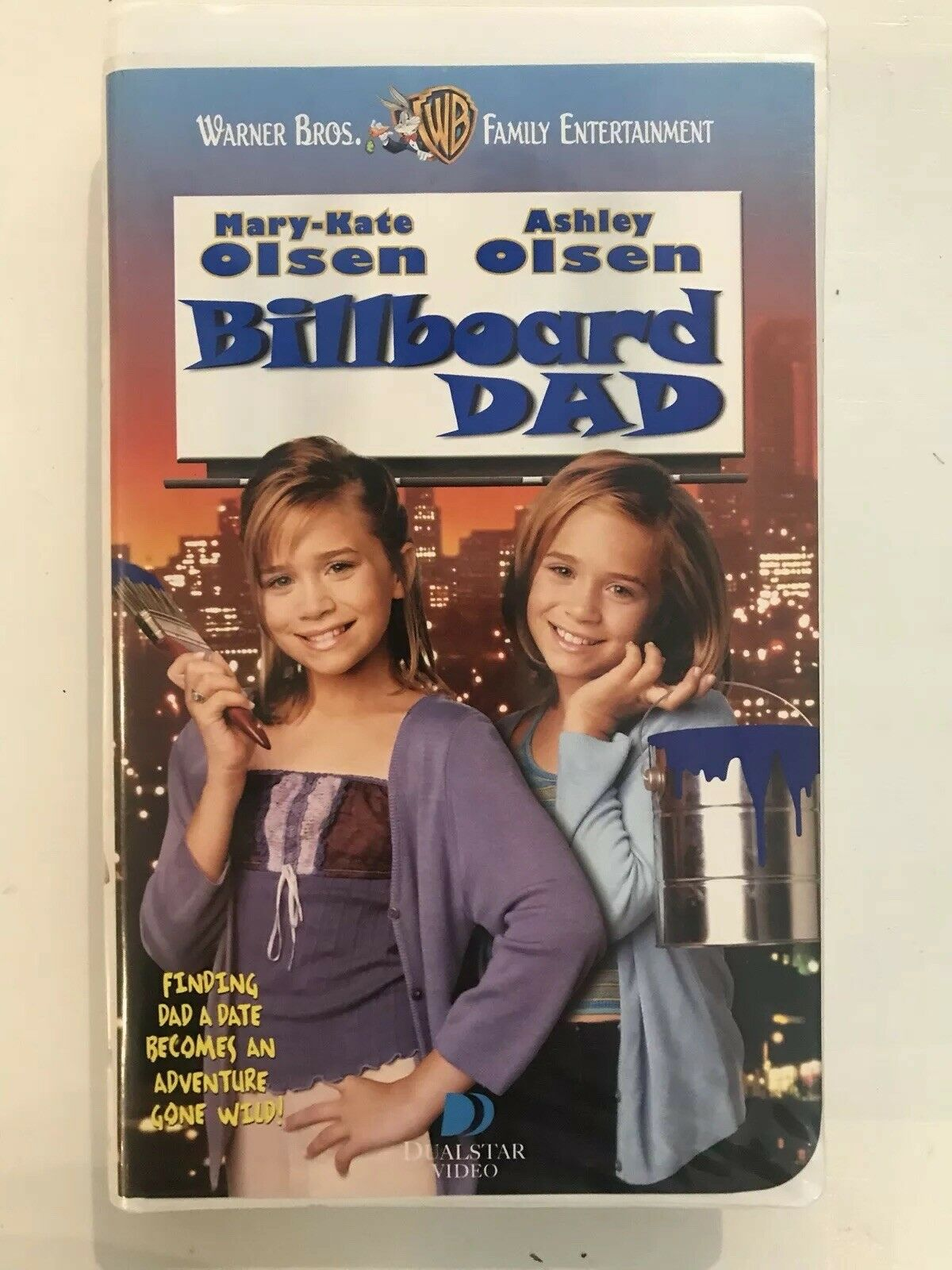 Billboard Dad (1998-2003 VHS)