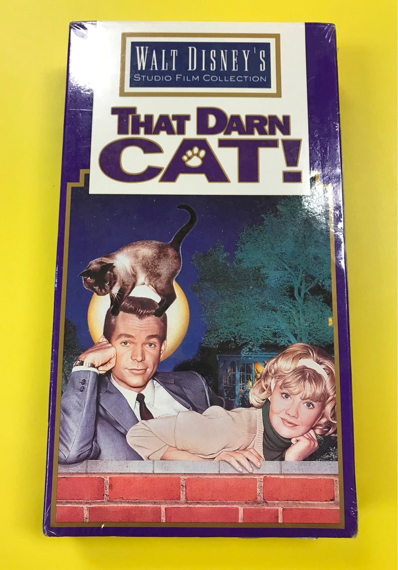 That Darn Cat! (1993-1997 VHS)