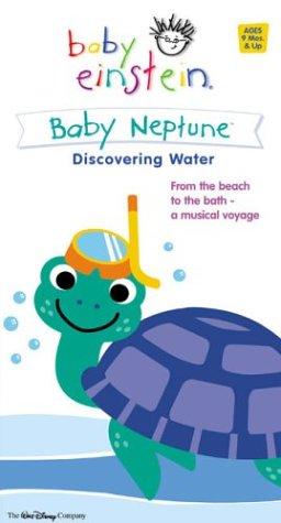 Baby Einstein Baby Neptune Discovering Water (2003-2004 VHS)