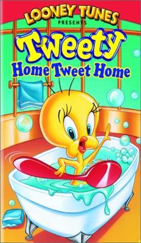 Tweety: Home Tweet Home (1999-2001 VHS)