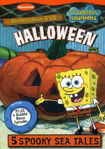 SpongeBob SquarePants: Halloween (2002 DVD)