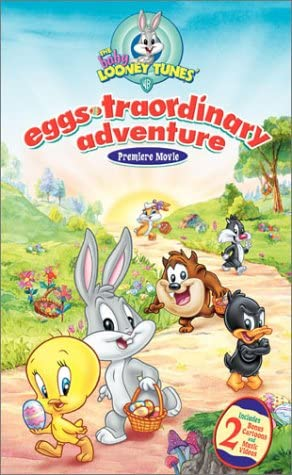 The Baby Looney Tunes': Eggs-traordinary Adventure (2003 VHS)