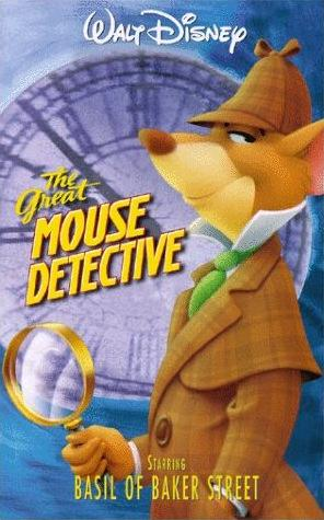 The Great Mouse Detective (1999 VHS)