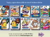 Humongous Entertainment Product Catalog (Fall 1997)