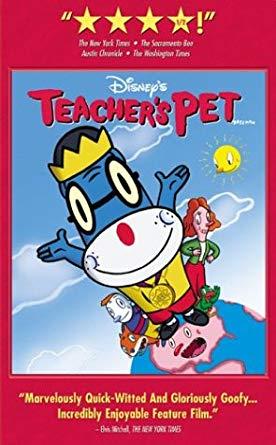 Teacher's Pet (2004 DVD/VHS)