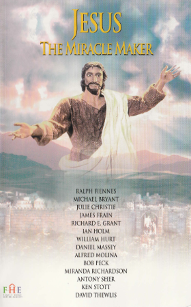 The Miracle Maker: The Story of Jesus (1999-2002 VHS)