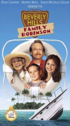 Beverly Hills Family Robinson (2000-2001 VHS)