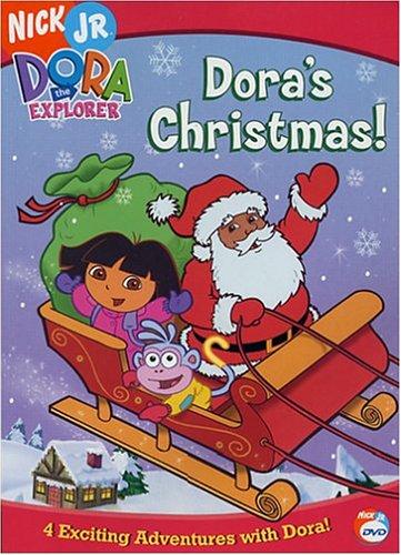 Dora the Explorer: Dora's Christmas! (2004 DVD)