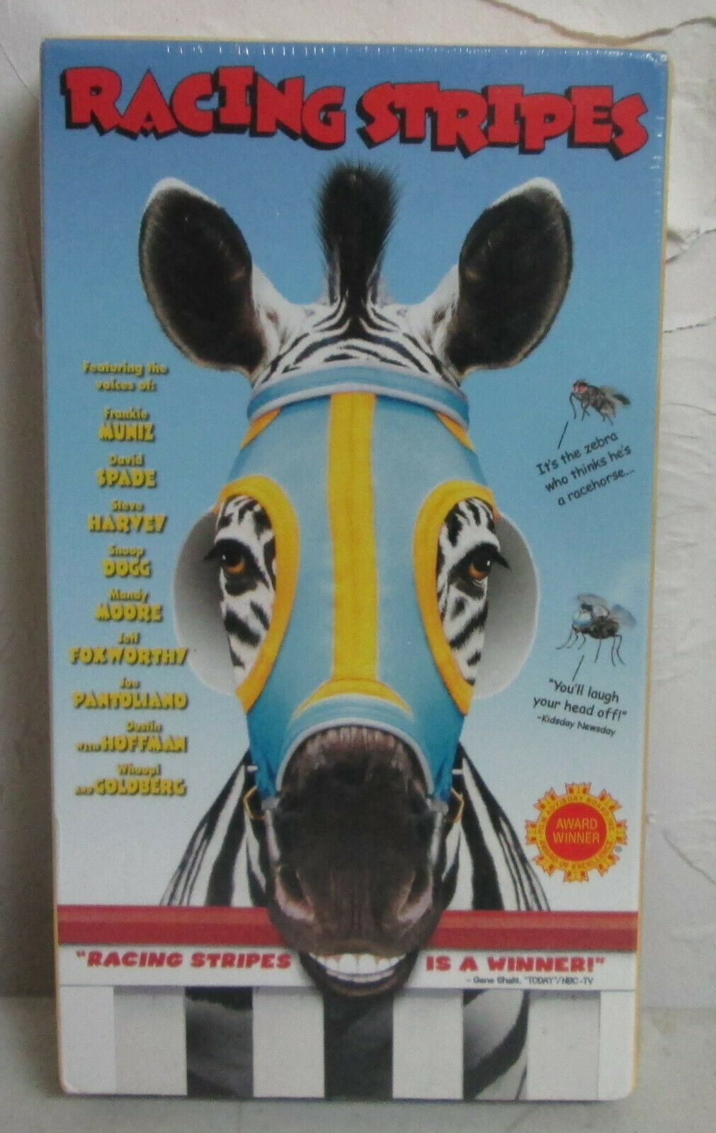 Racing Stripes (2005 VHS)