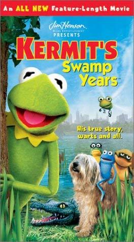Kermit's Swamp Years (2002 VHS)