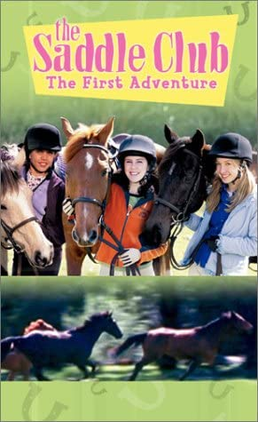 The Saddle Club: The First Adventure (2003 VHS)